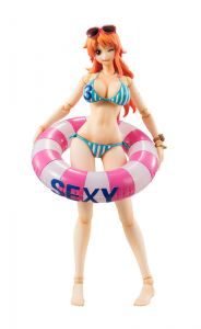 Фигурка One Piece - Variable Action Heroes Nami Summer Vacation