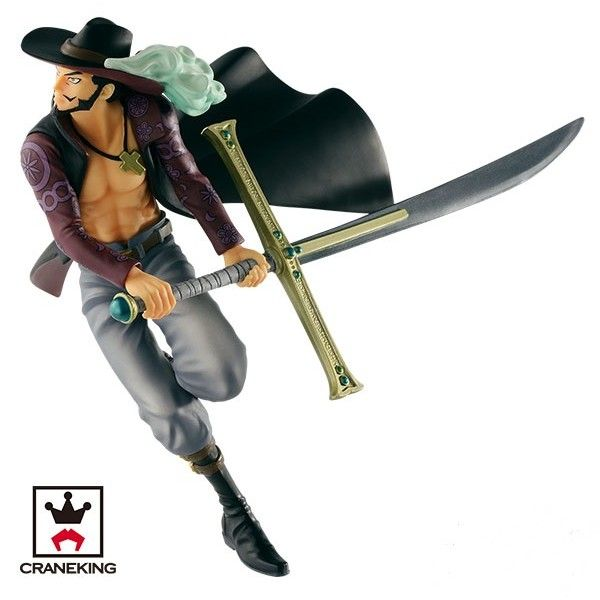 Фигурка One Piece - Colosseum Dracule Mihawk